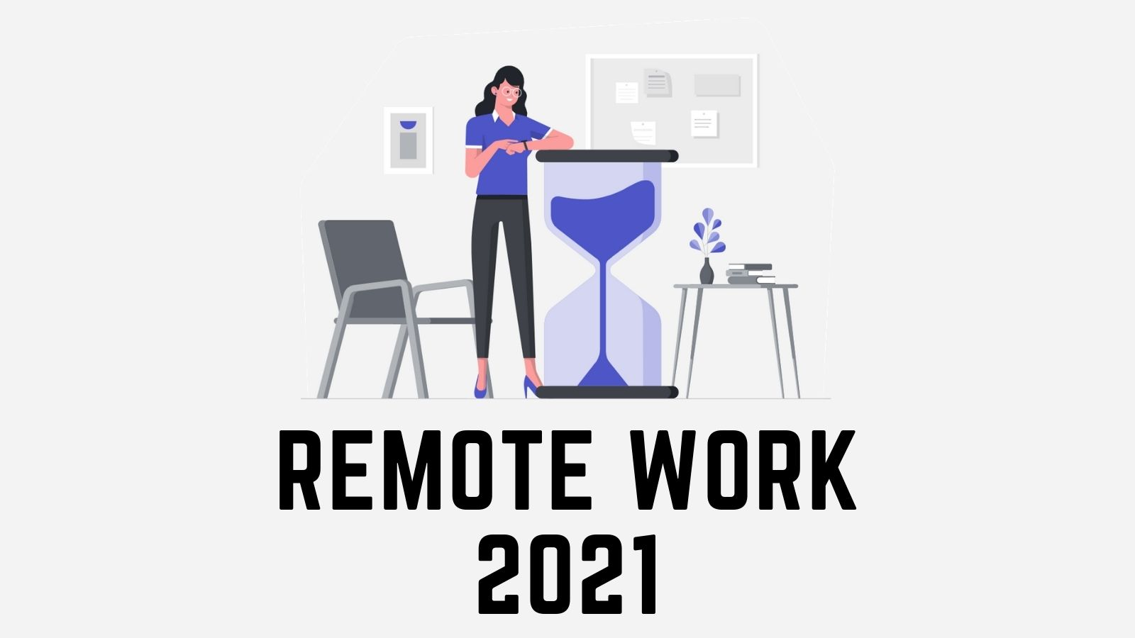 remote work 2021 - introduction