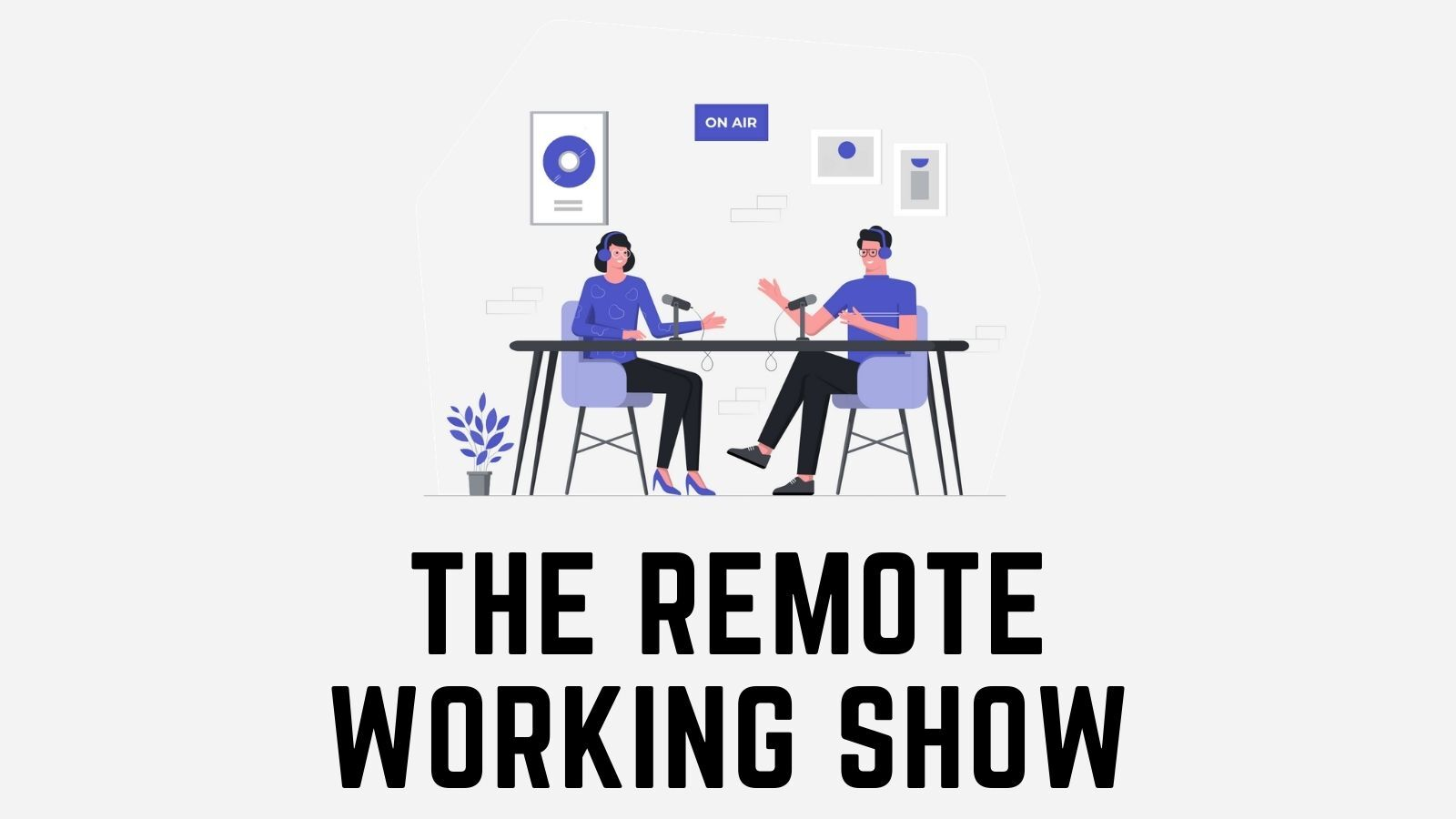 the remote working show