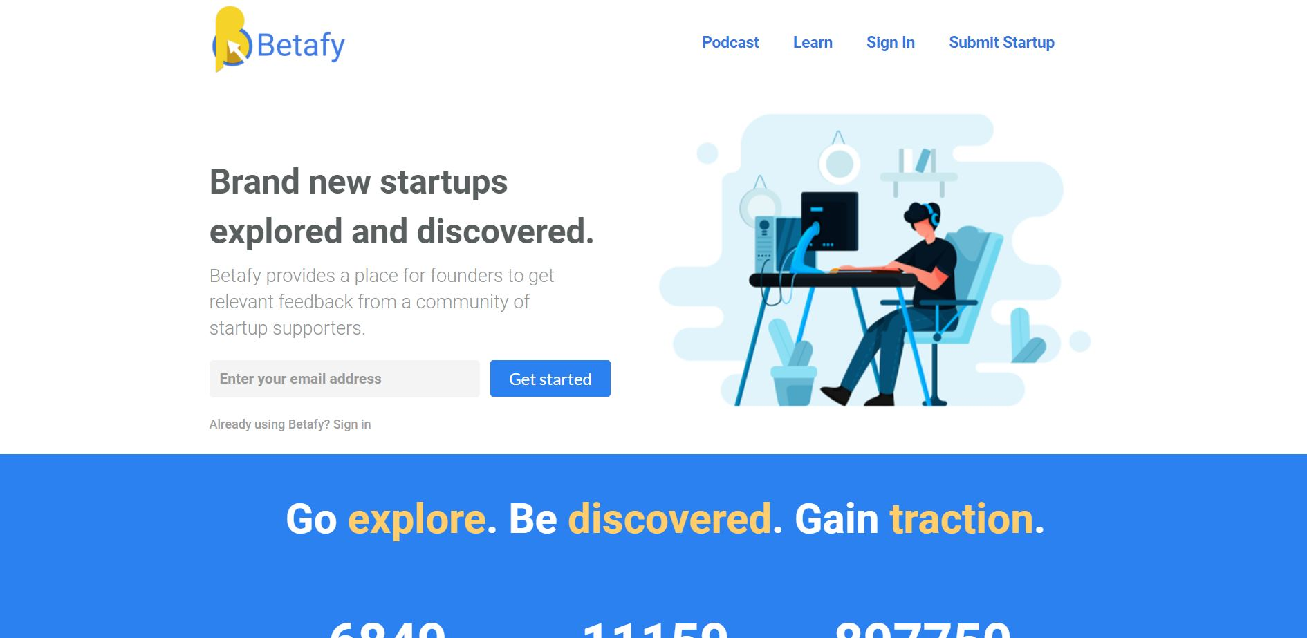 side project tools - betafy