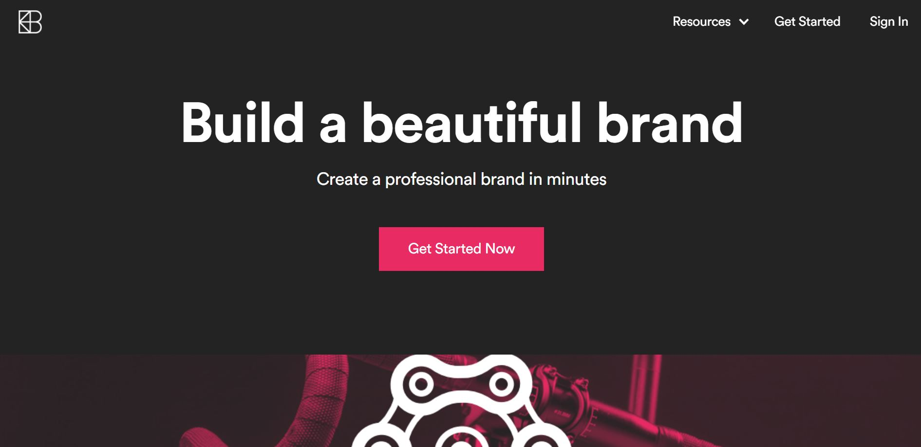 side project tools - brandbuilder