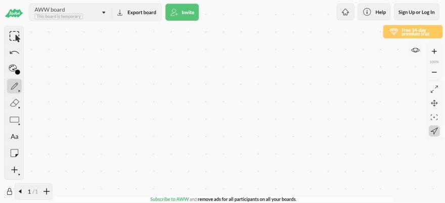 free developer tools - aww