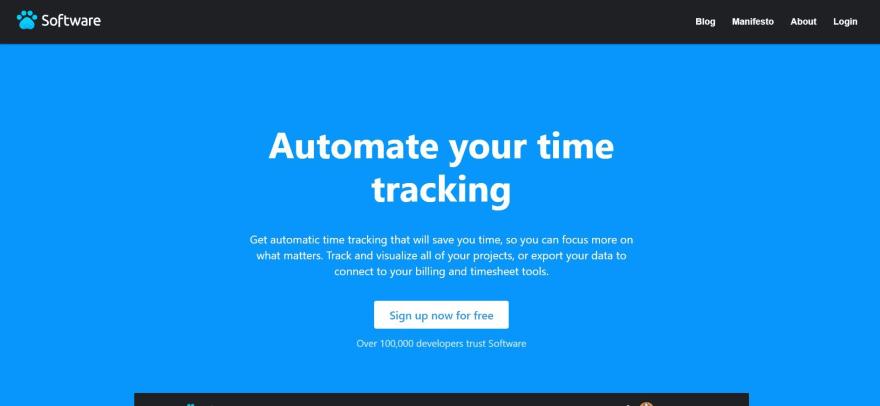 free developer tools - codetime