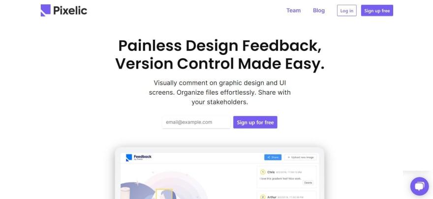 free developer tools - feedbackbypixelic