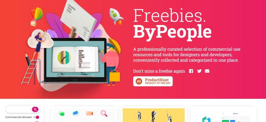free developer tools - freebies