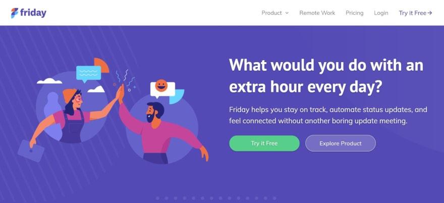 free developer tools - friday
