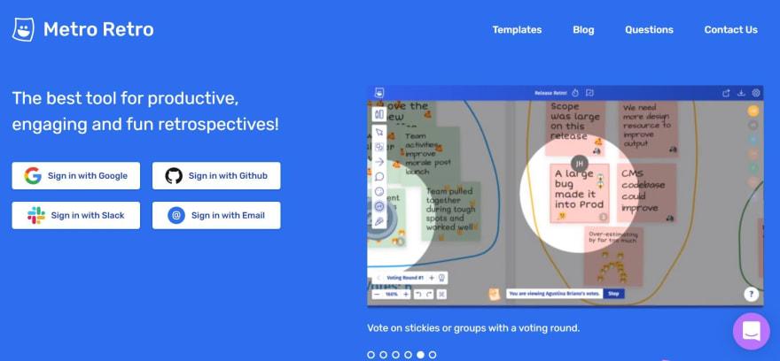 free developer tools - metroretro