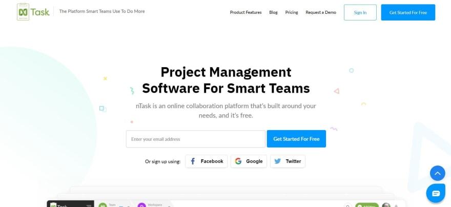 free developer tools - ntask