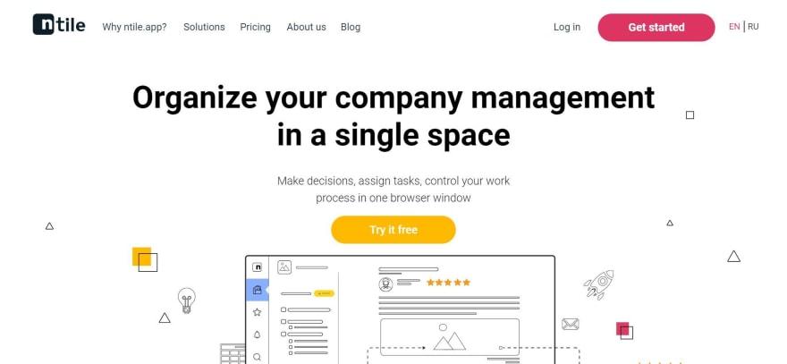 free developer tools - ntile