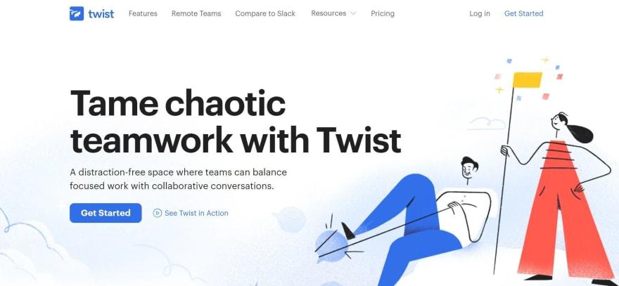 free developer tools - twist