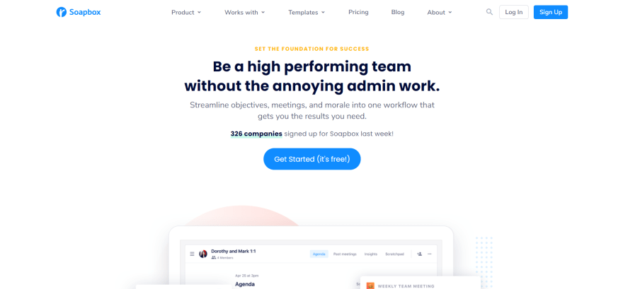 free remote working tools - soapbox