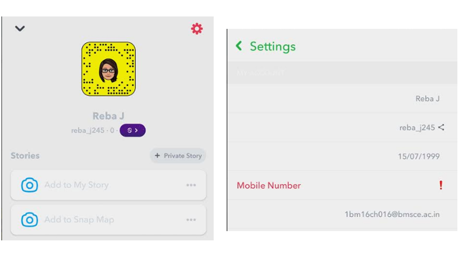 To snapchat use usernames How to